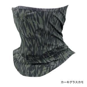 【メール便対応】シマノ SUN PROTECTION フェイスマスク AC-061R カーキグラスカ...
