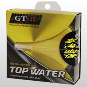 (メール便送料無料) サンヨーナイロン アプロード GT-R トップ ウォーター 20Lb-100m【代引は送料別途】 angle-webshop