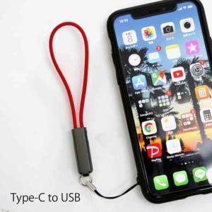 ●Type-C to USB Cable ●長さ…22cm ●カラー…レッド ●線材…高品質のTPU...