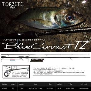 ヤマガブランクス アジ・メバル ロッド BlueCurrent(ブルーカレント) ストリームスペシャル77 TZ NANO|anglers-sarai