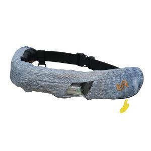 ブルーストーム 膨脹式ライフジャケット(水感知...の詳細画像2
