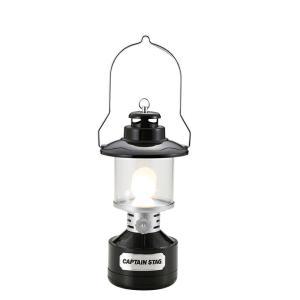 CAPTAIN STAG(キャプテンスタッグ)UK-4033ツインライト LEDランタン ブラック anglersweb