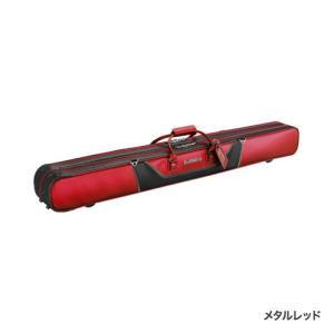 シマノ(Shimano) RC-012Q メタルレッド 3層  MOVEBASE へらロッドケースXT|anglersweb