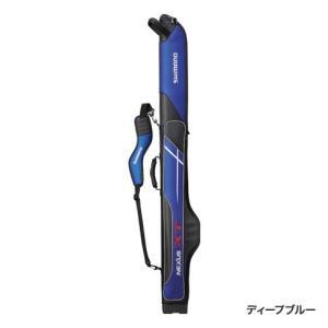 シマノ (Shimano) RC-125R ディープブルー 125R ロッドケース XT SLIM|anglersweb