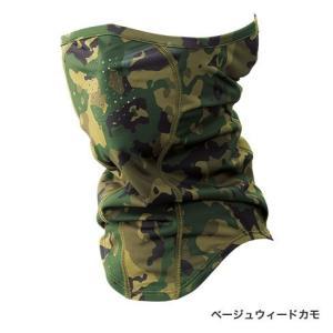 シマノ AC-061R SUN PROTECTION フェイスマスク ベージュウィードカモ フリー / 釣り 日焼け防止 吸水速乾の商品画像 ナビ