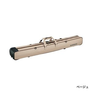 シマノ (Shimano) RC-023Q ベージュ 2層 130cm MOVEBASE へらロッドケース|anglersweb