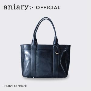 アニアリ・aniary トートバッグ<br>【送料無料】アンティークレザー Tote 01-02013|aniary-shop