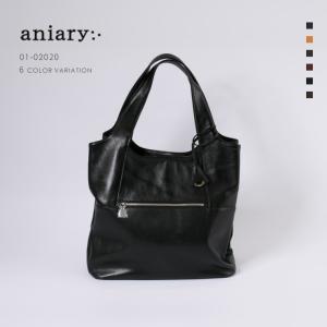 アニアリ・aniary トートバック【送料無料】アンティークレザー Antique Leather (牛革) Tote 01-02020|aniary-shop