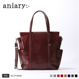 【aniary|アニアリ】Antique Leather アンティークレザー 牛革 Tote トートバッグ 01-02022 [送料無料]|aniary-shop