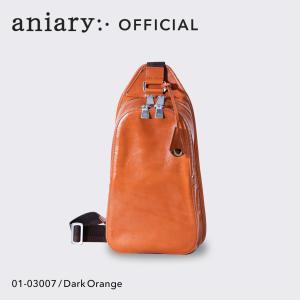 アニアリ・aniary ボディバッグ【送料無料】Body Bag 01-07004|aniary-shop