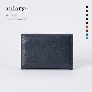 アニアリ・aniary  カードケース アンティークレザー 名刺入れ Card Case 01-20004|aniary-shop