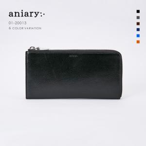 アニアリ・aniary 財布【送料無料】<br>Antique Leather 牛革 Wallet 01-20013|aniary-shop
