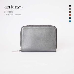 アニアリ・aniary 二つ折り財布【送料無料】 Antique Leather Wallet 01-20015|aniary-shop