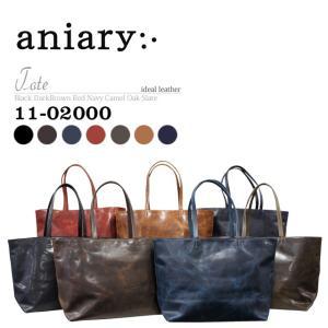 アニアリ・aniary トートバッグ【送料無料】アイディアル レザー  tote 11-02000|aniary-shop