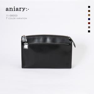 アニアリ・aniary クラッチ バッグ【送料無料】アイディアルレザー Clutch 11-08003|aniary-shop