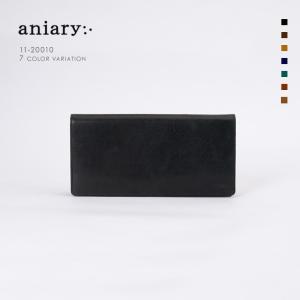 アニアリ・aniary ウォレット 長財布【送料無料】<br>アイディアルレザー Wallet 11-20010|aniary-shop