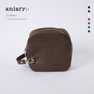 アニアリ・aniary クラッチバッグ【送料無料】グラインドレザー Grind Leather(牛革) ClutchBag 15-08001|aniary-shop