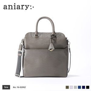 【aniary|アニアリ】Wave Leather ウェーブレザー 牛革 Tote トートバッグ 16-02002 [送料無料]|aniary-shop