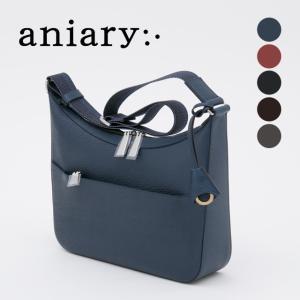 アニアリ・aniary ショルダーバッグ【送料無料】Wave Leather 牛革 Shoulder Bag 16-03000|aniary-shop
