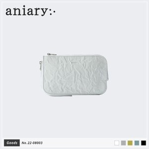 【aniary|アニアリ】Rughe Leather ルーガレザー 牛革 Goods マルチケース 22-08003 [送料無料]|aniary-shop
