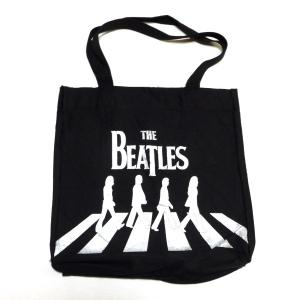 【2枚までメール便対応可】THE BEATLES ビートルズ ABBY ROAD DISTRESS TOTE BAG オフィシャル トートバッグ【正規ライセンス品】|animal-rock