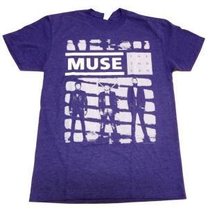 【2枚までメール便対応可】MUSE ミューズ  ONE SHADE OF GREY オフィシャルバンドTシャツ【正規ライセンス品】|animal-rock