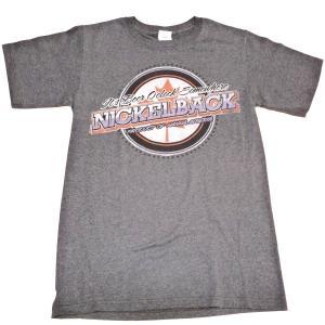 【2枚までメール便対応可】NICKELBACK ニッケルバック IT'S BEER TIME オフィシャル バンドTシャツ【正規ライセンス品】|animal-rock