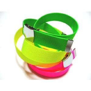 【日本製】 【単品購入】 選べる3色!40ミリパイレンローラーバックルベルト!蛍光色 【フルサイズ対応】 【あすつく対応】【フルサイズ対応】