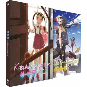 傾物語 かぶきものがたり DVD+Blu-Ray コンボパック 全話 アニメ 送料無料|anime-store01