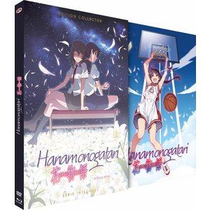 花物語 はなものがたり DVD+Blu-Ray コンボパック 全話 アニメ 送料無料|anime-store01