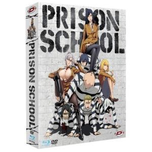 監獄学園 プリズンスクール 欧州版 DVD+Blu-Ray 全12話 300分 のフランス輸入版です...