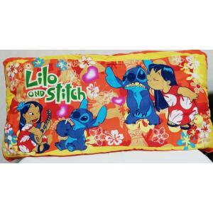 リロ&スティッチ ロングクッション|animeni