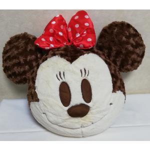ミニーマウス 顔だけぬいぐるみ|animeni