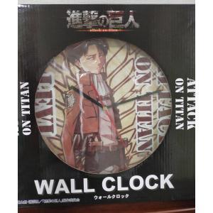 進撃の巨人 ウォールクロック animeni