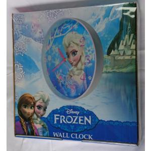 アナと雪の女王 ウォールクロック animeni