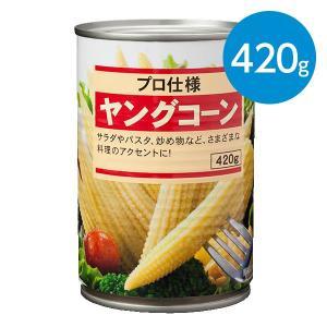 ヤングコーン(420g)|animo-store
