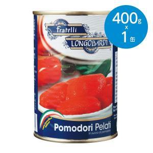 完熟トマト缶/ホール(400g×1缶)|animo-store