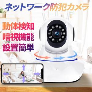 【送料無料】 防犯カメラ 遠隔監視カメラ ベビーモニター ペットモニター 暗視 動体検知 ネットワークカメラ ls--f2 ankayuhin-toko