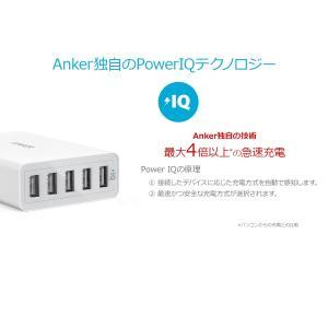 アンカー Anker PowerPort 5 ...の詳細画像1
