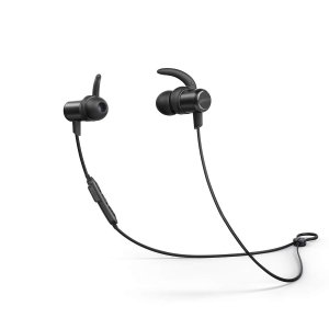 Anker SoundBuds Slim Bluetoothイヤホン Bluetooth 5.0 10時間連続再生 IPX7防水規格 マイク内蔵iPhone Android各種対応