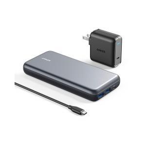 Anker PowerCore+ 19000 PD モバイルバッテリー 19000mAh PD対応 ...