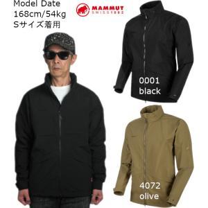 マムート MAMMUT ジャケット メンズ Mountain Tuff Jacket AF Men 1012-00230 マウンテンパーカー ウインドブレーカー 2020春夏新作|ann-inter