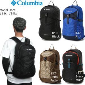 コロンビア COLUMBIA リュック デイパック バックパック レインカバー付き CASTLE ROCK 20L 送料無料 ann-inter