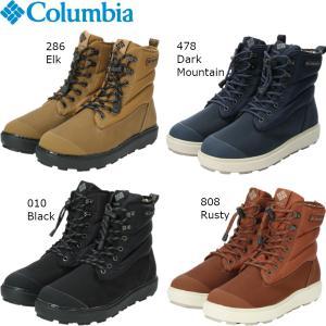 コロンビア COLUMBIA ブーツ メンズ クイックミッド...
