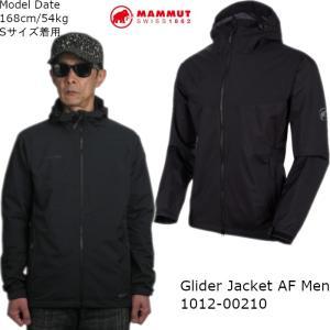 マムート MAMMUT ジャケット メンズ マウンテンパーカー Glider Jacket AF M...