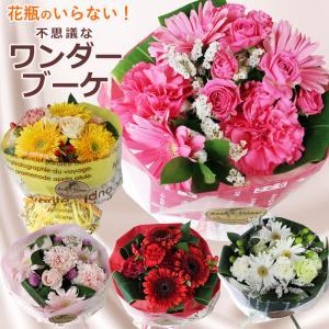誕生日の花 薔薇 バラ  不思議なワンダー ブーケ バースデー ギフト プレゼント 歓送迎 送別 退職 贈り物 卒業|anne