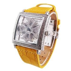 (10%OFF) 腕時計 時計 アンコキーヌ AnneCoquine メンズ レディース スクエアー...