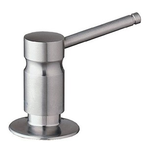 Grohe 28 857 SD0 In Sink Soap/Lotion Dispenser, Re...
