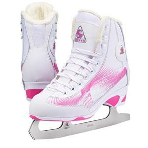 Jackson Ultima Figure Skates - Rave レディース RV2000 ピ...