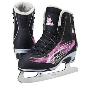 Jackson Ultima Figure Skates - Rave レディース RV2000 パ...